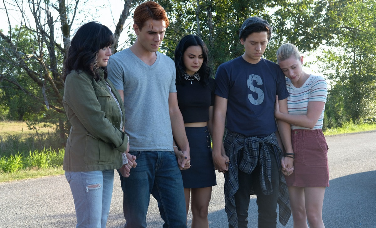 Shannen Doherty joins the 'Riverdale' cast in Luke Perry tribute episode