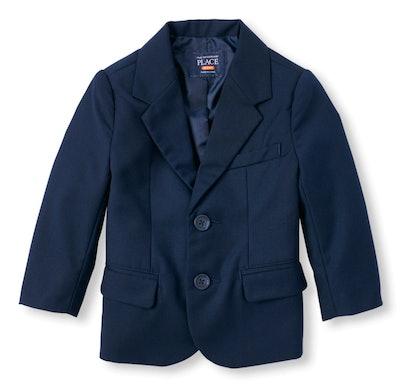 Toddler Boys Uniform Blazer