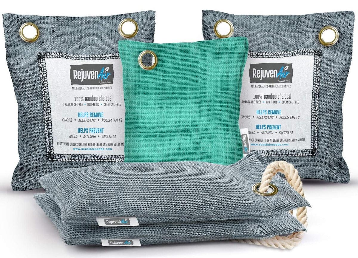 Sensible Needs Air Purifying Bags (5-Pack)