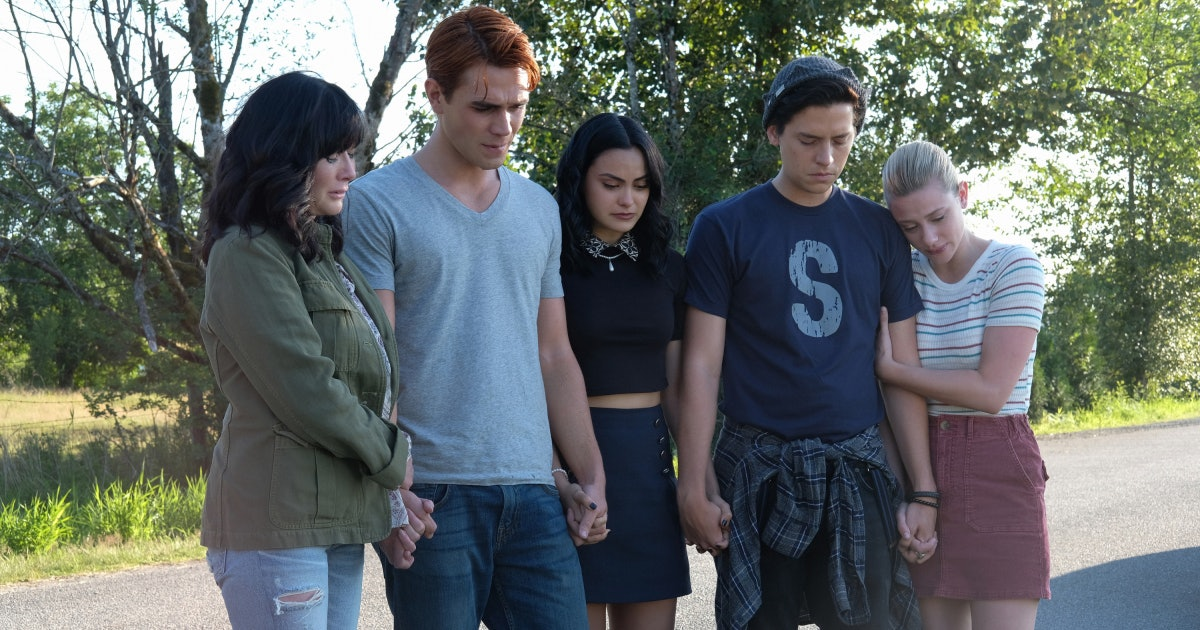 Shannen Doherty's 'Riverdale' Character Is A Sweet Homage To '90210'