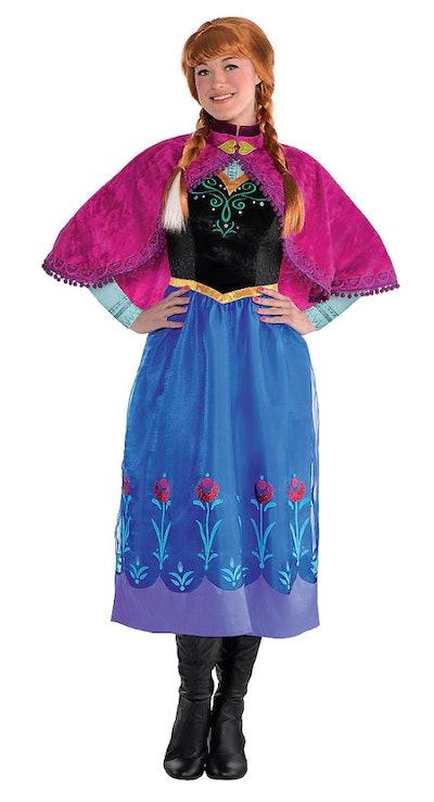 Adult Anna Costume