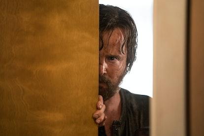 Aaron Paul as Jesse Pinkman in El Camino: The Breaking Bad Movie.