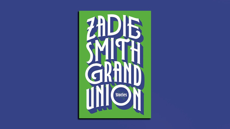 Zadie Smith's new book 'Grand Union' is among the best new literary fiction books out right now.