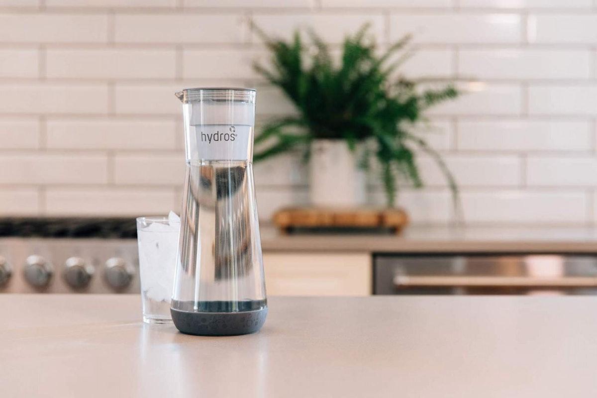 Hydros Water Filter Carafe