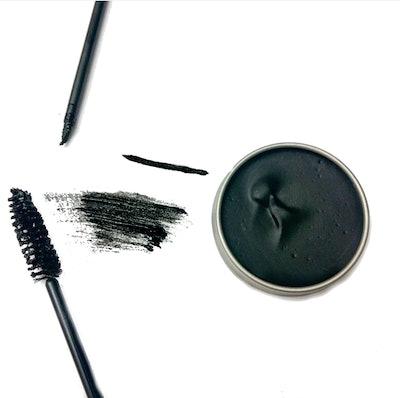 Clean Faced Cosmetics Zero Waste Cake Mascara