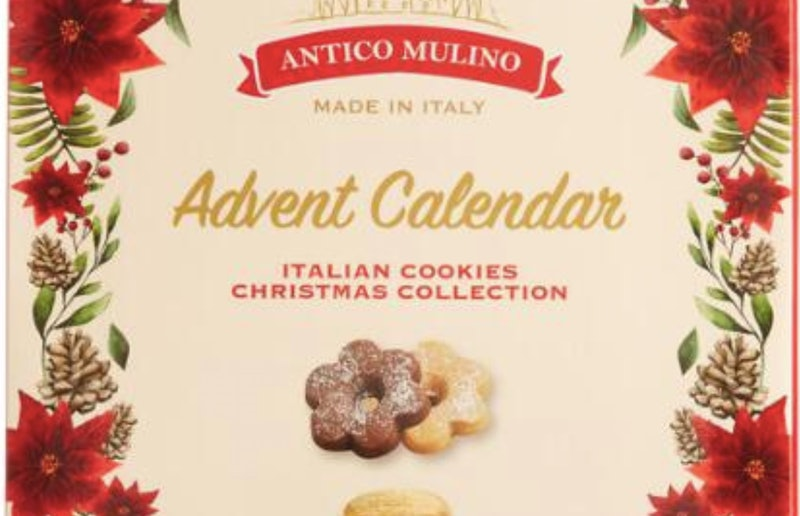 Food advent calendars for 2019.