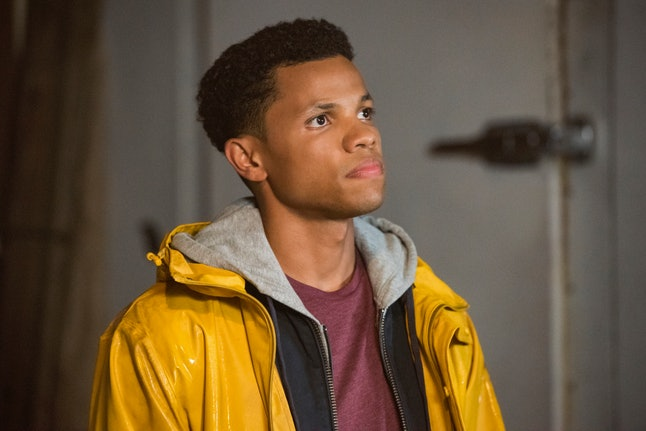 Tunji Kasim as Nick in The CW's Nancy Drew
