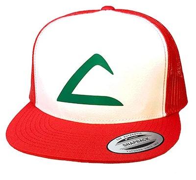 Ash Ketchum Cosplay Hat