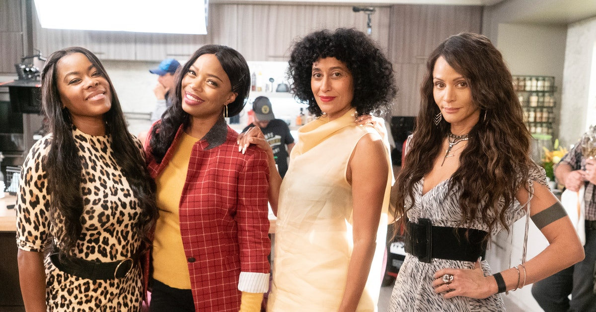 The 'Girlfriends' Episode Of 'black-ish' Took White Feminism Head On