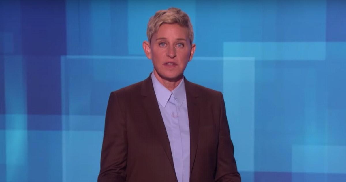 Ellen DeGeneres Responded To Backlash Over Spending Time With George W. Bush
