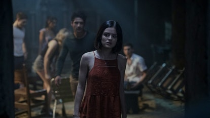 Lucy Hale starred in 'Truth or Dare,' currently streaming on HBO Now