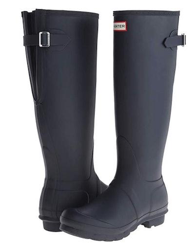 Hunter Women's Original Back-Adjustable Rain Boots