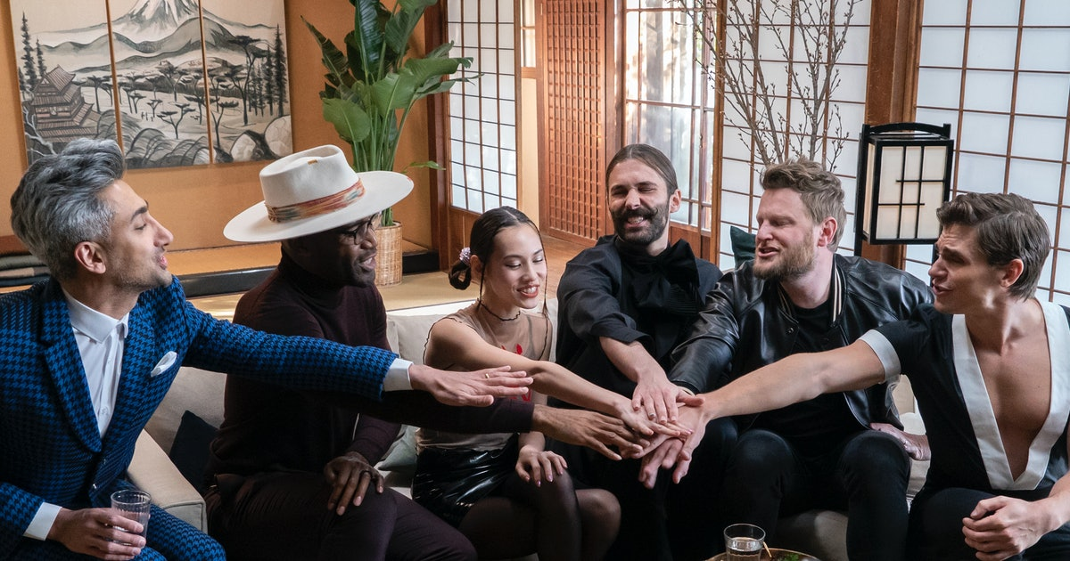The 'Queer Eye' Japan Trailer Will Make You Smile & Sob At The Same Time