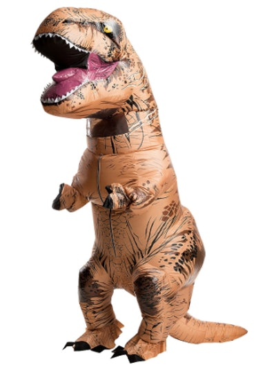 Adult Inflatable T-Rex Dinosaur Costume