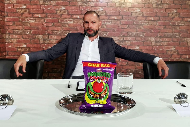 Channel 4's 'Snackmasters' Chefs Replicate Walker's Monster Munch