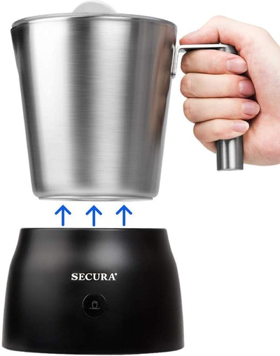 Secura 4-In-1 Electric Automatic Milk Frother