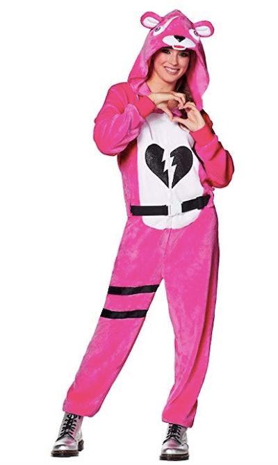 Adult Cuddle Team Leader Plush Fortnite Costume