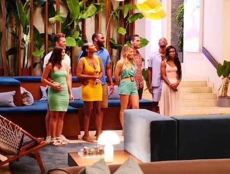 Season 2 of Temptation Island was filmed in Maui, Hawaii villas