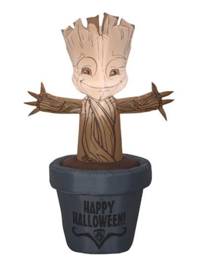 3.5ft. Airblown® Inflatable Halloween ©Marvel Baby Groot in Pot