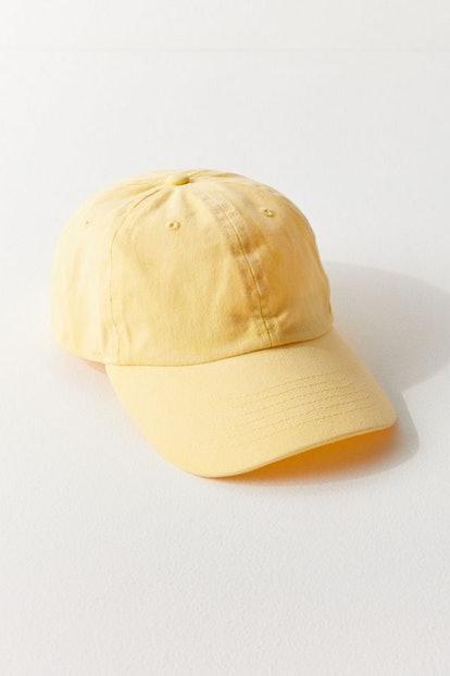 UO Sadie Canvas Baseball Hat