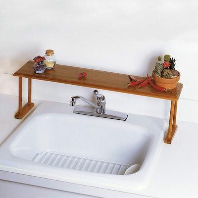 Lipper International Sink Shelf