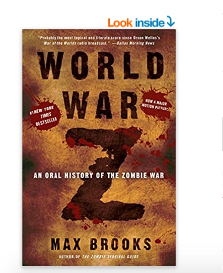 'World War Z: An Oral History of the Zombie War'