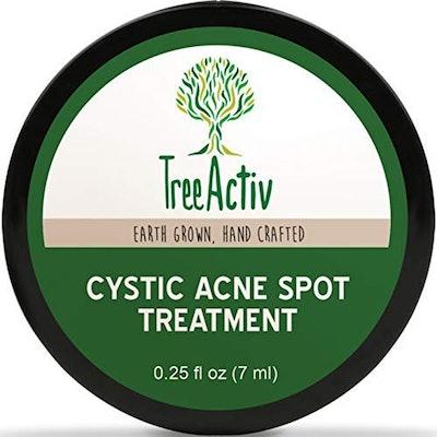 TreeActiv Cystic Acne Spot Treatment, 0.25 fl oz.