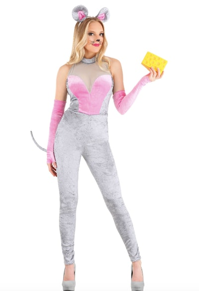 Adult Women's Mouse Costume