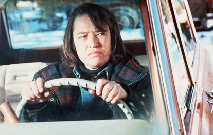 The movie adaptation of Stephen King's Misery is a horror classic and now available on Netflix UK