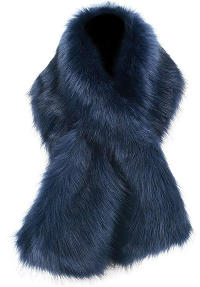 Caracilia Faux Fur Scarf