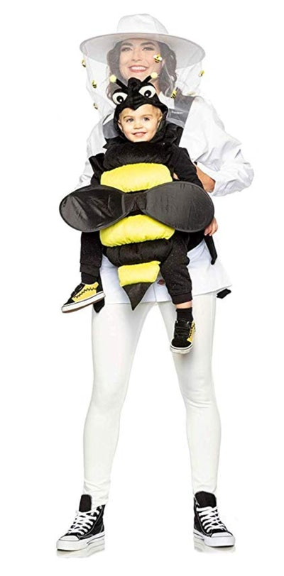 Seeing Red Infant Beekeeper & Bumble Bee Costume