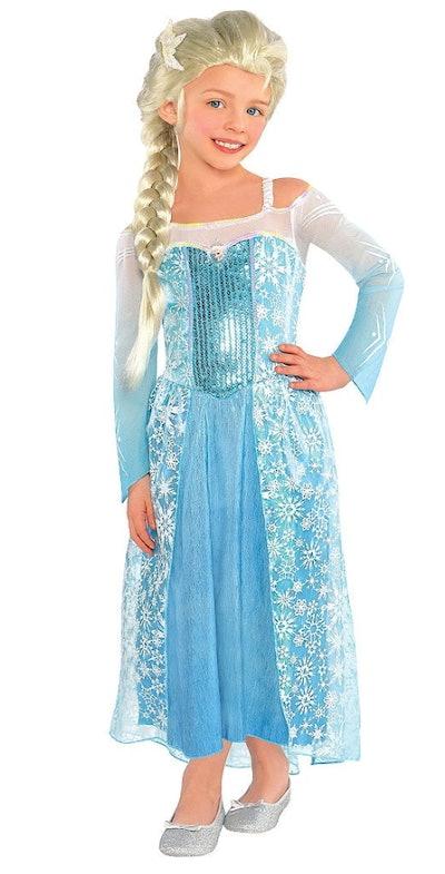 Girl's Elsa Costume