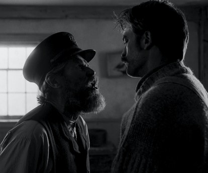 The Lighthouse directed by Robert Eggers