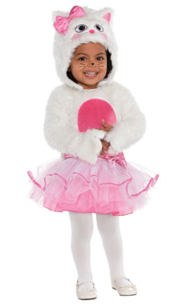 Baby Wee Whiskers Cat Costume