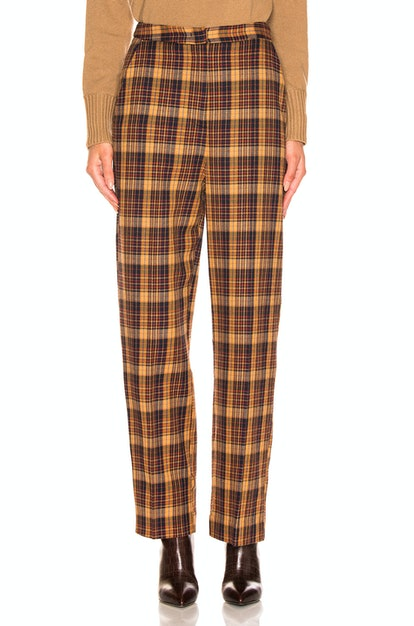 Dublin Check Pants