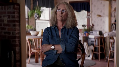 Jamie Lee Curtis starred in 'Halloween,' currently available to stream on HBO Now.
