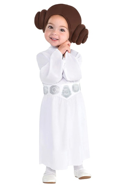 Baby Princess Leia Costume