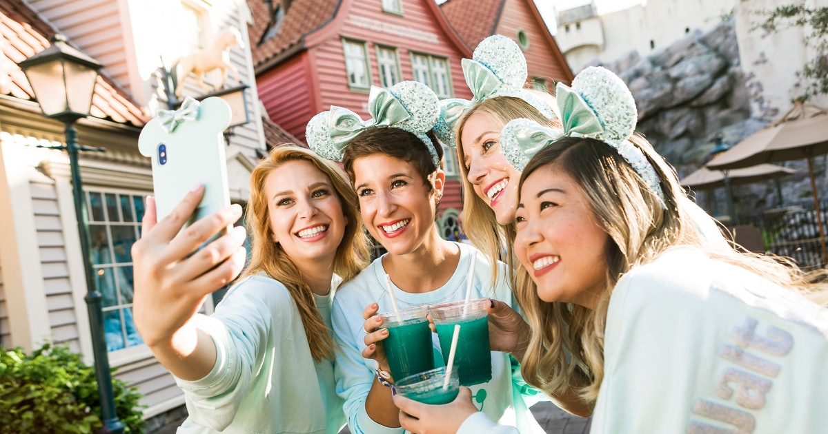 These Instagrammable Disney Drinks Are Basically Magic In A Cup
