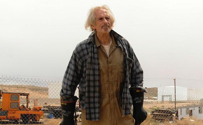 Larry Hankin in Breaking Bad.