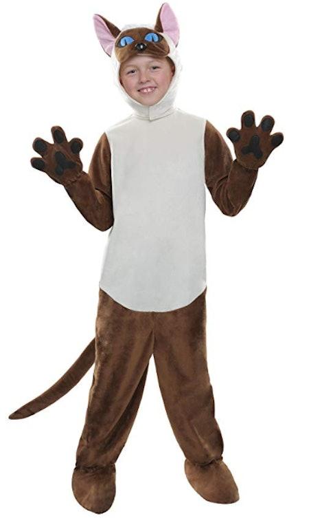 Child Siamese Cat Costume
