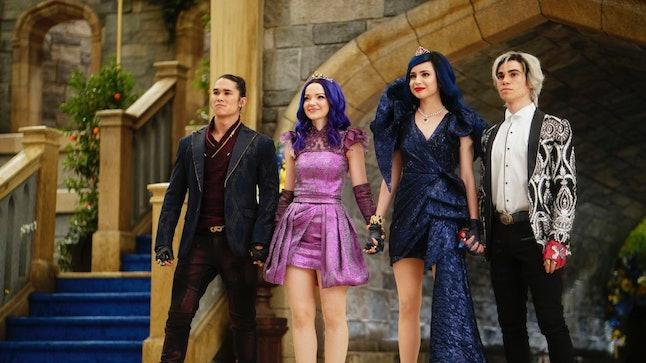 Disney's 'The Descendants' are a popular Halloween costume.