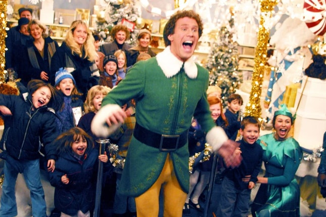 A scene from 'Elf.'