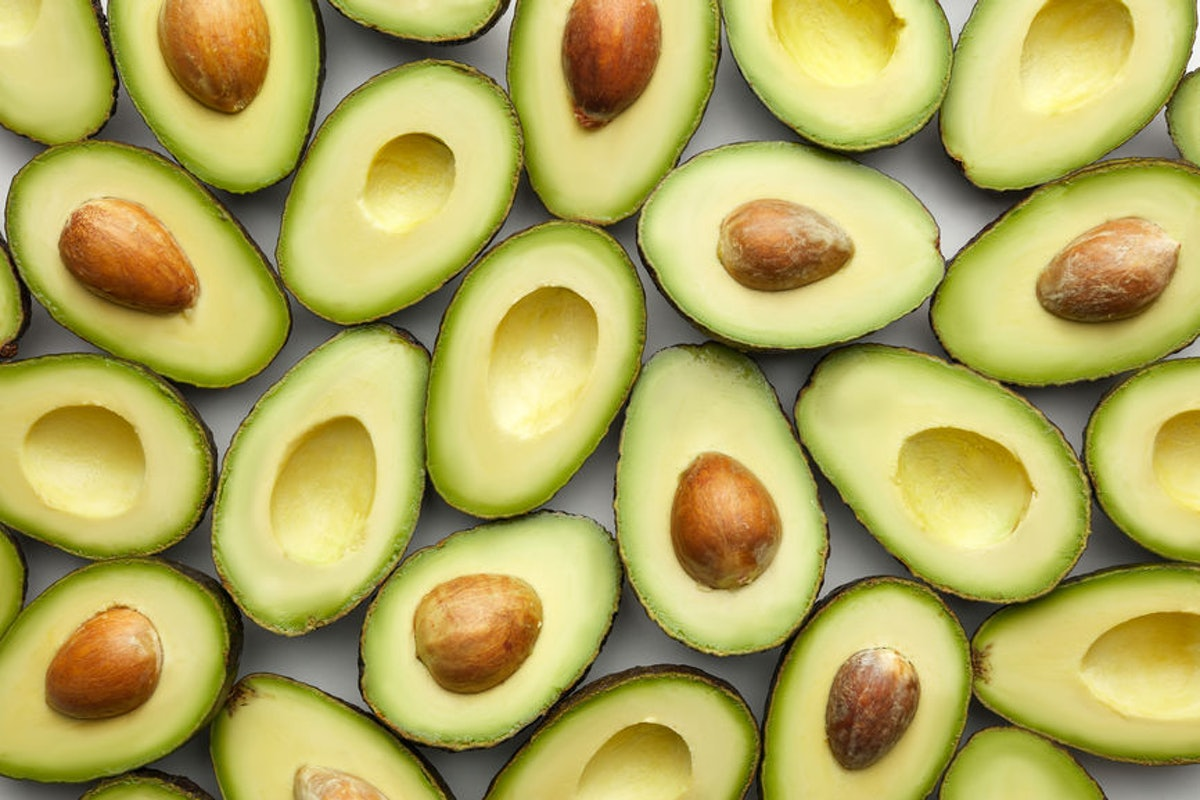 A bunch of avocados on a table can be inspiration for your clever Halloween costume that's totally o...