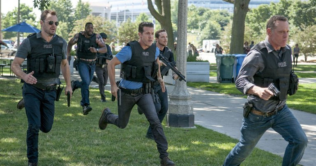 Here's What It's Like Being A Stunt Double On 'Chicago P.D'