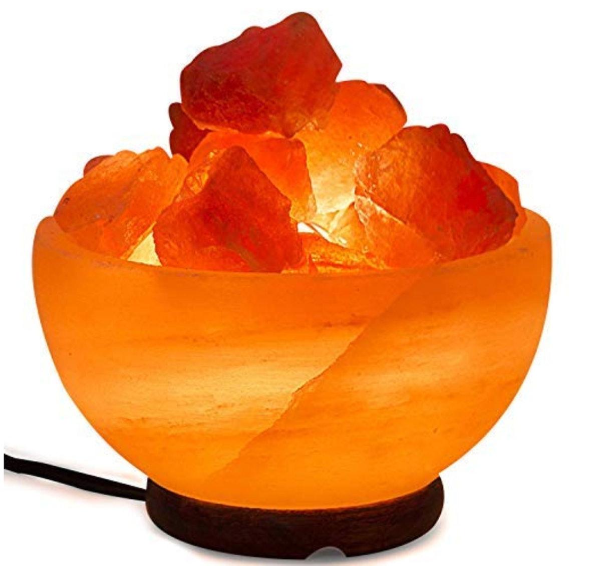Spantik Himalayan Salt Lamp Bowl