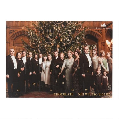 Downton Abbey Chocolate Advent Calendar