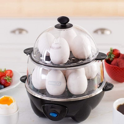 Dash Deluxe Rapid Electric Egg Cooker