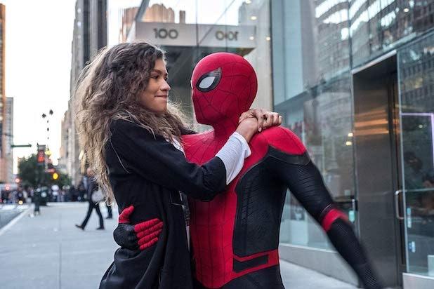 Spiderman is a popular Halloween costume.