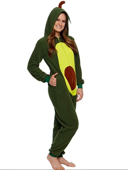 Silver Lily Avocado One Piece Costume