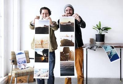 Giant Photo Strips (set of 2)